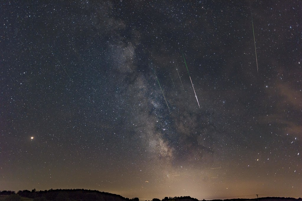 Make A Wish: The Perseid Meteor Shower Has Begun!