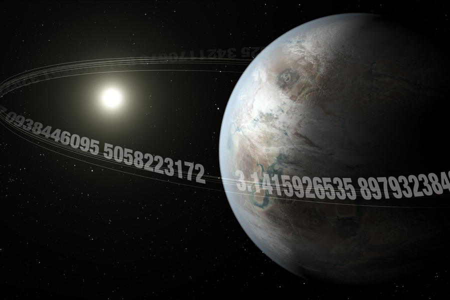 """Earth-Size """"Pi Planet"""" Orbits Its Star In A Speedy Quick 3.14 Days!"""