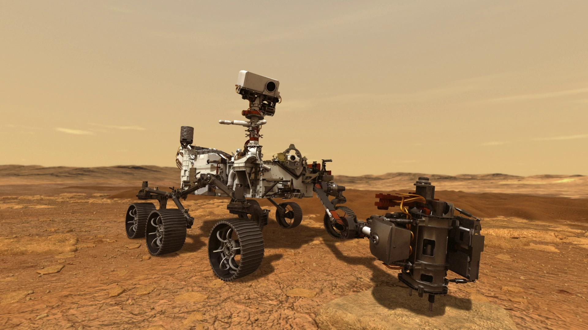 NASA's Perseverance Rover Successfully Lands On The Red Planet