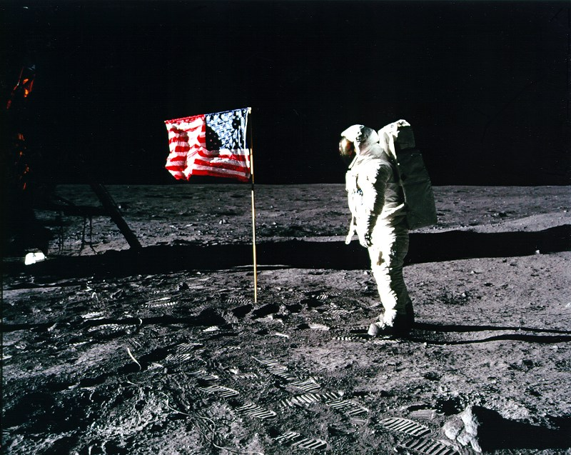 America Observes 50th Anniversary Of Historic Moon Landing With Elaborate Events