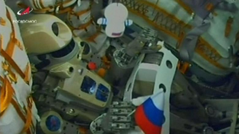 Russia Sends Its First Robotic Astronaut To The ISS
