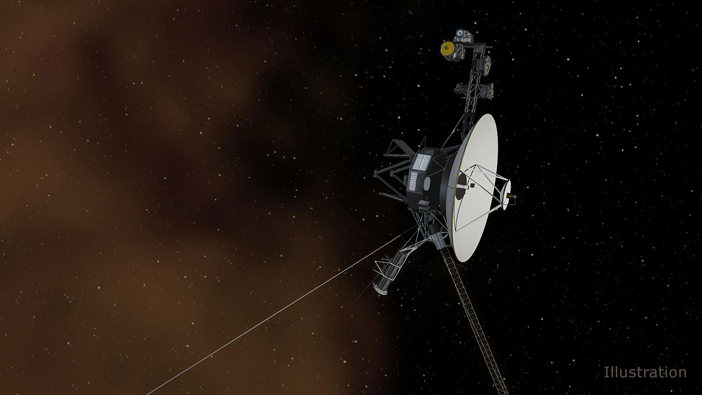 NASA Engineers Fix Glitch On Voyager 2 Spacecraft From 11.5 Billion Miles Away!