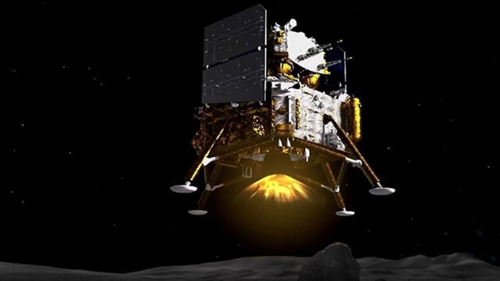 China's Chang'e 5 Is Returning To Earth With Moon Rocks