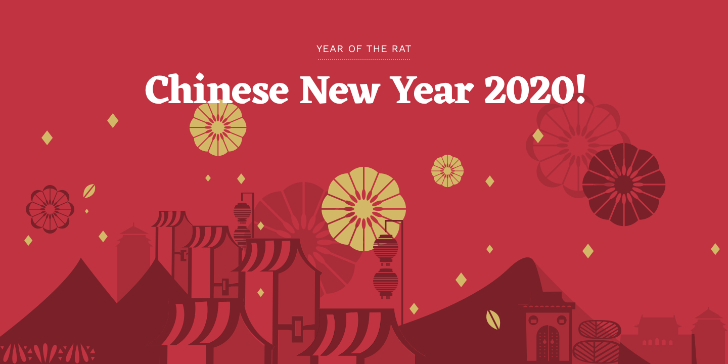 Gung Hay Fat Choy! Welcome To The Year Of The Rat!