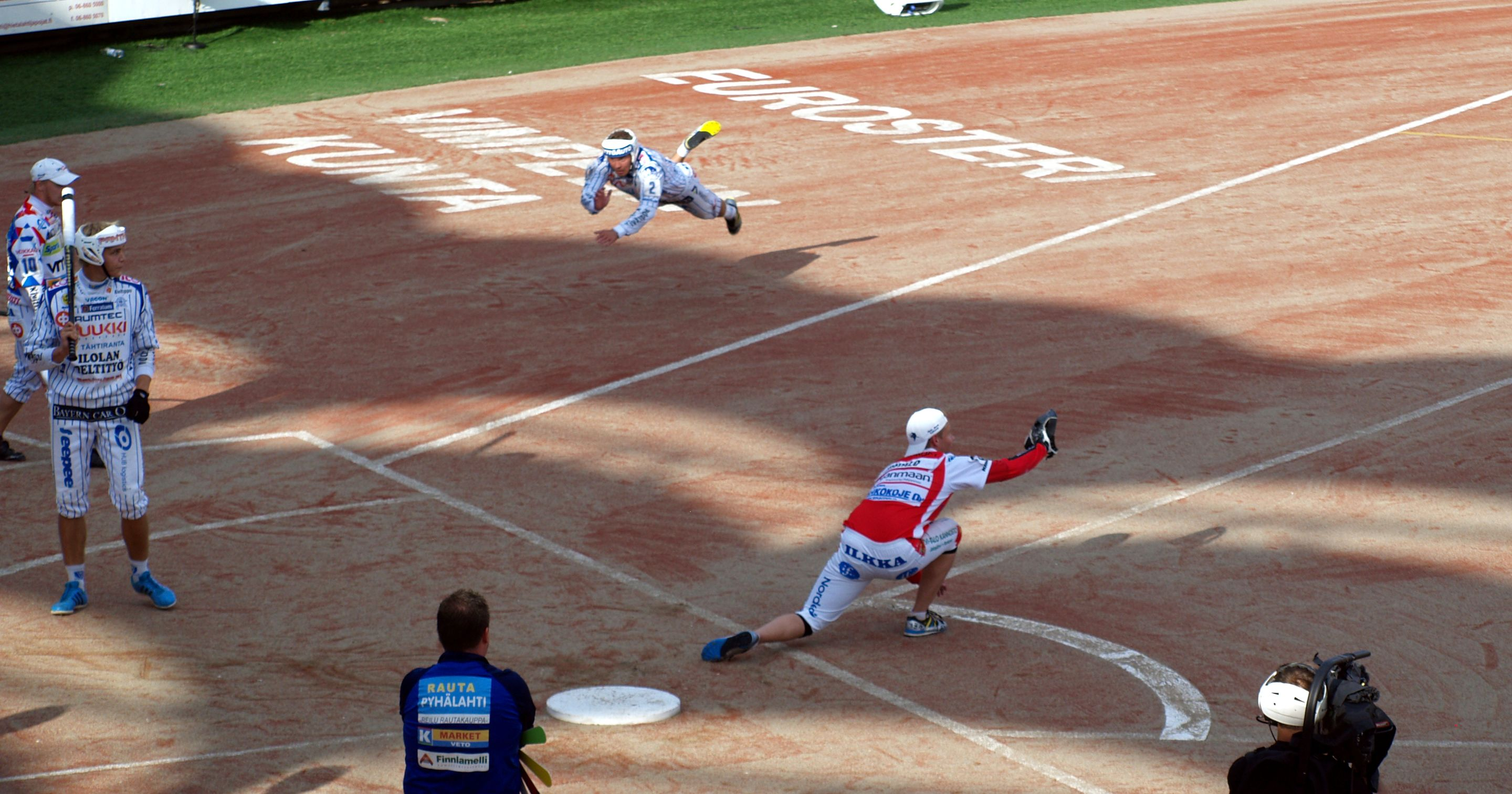 Pesäpallo: Finland's More Active Spin On Baseball!