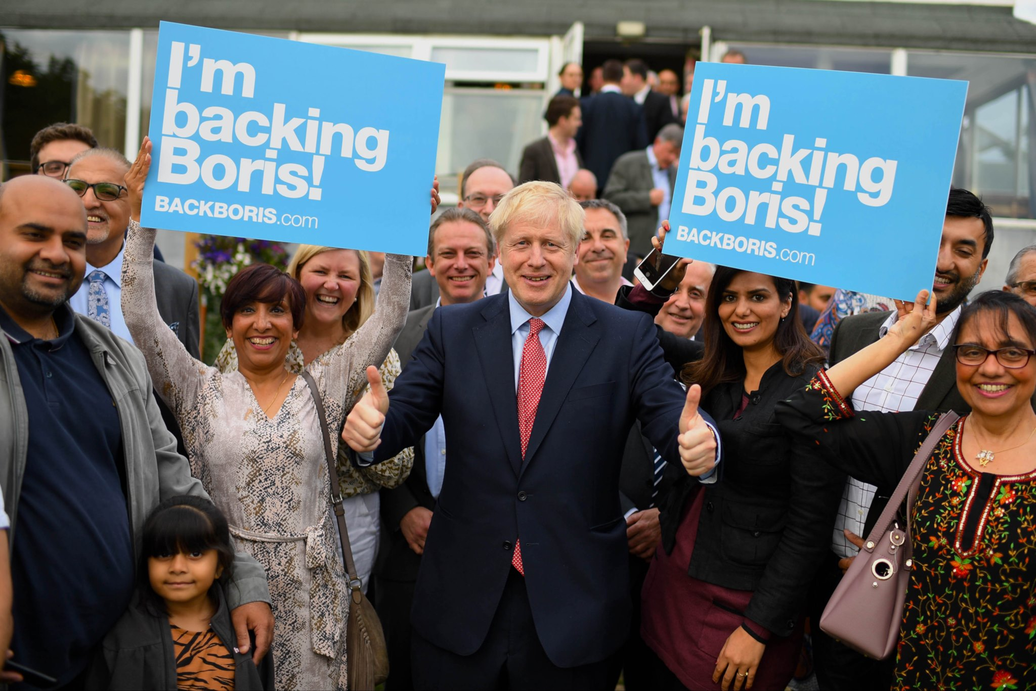 Boris Johnson Replaces Theresa May As Prime Minister Of The United Kingdom
