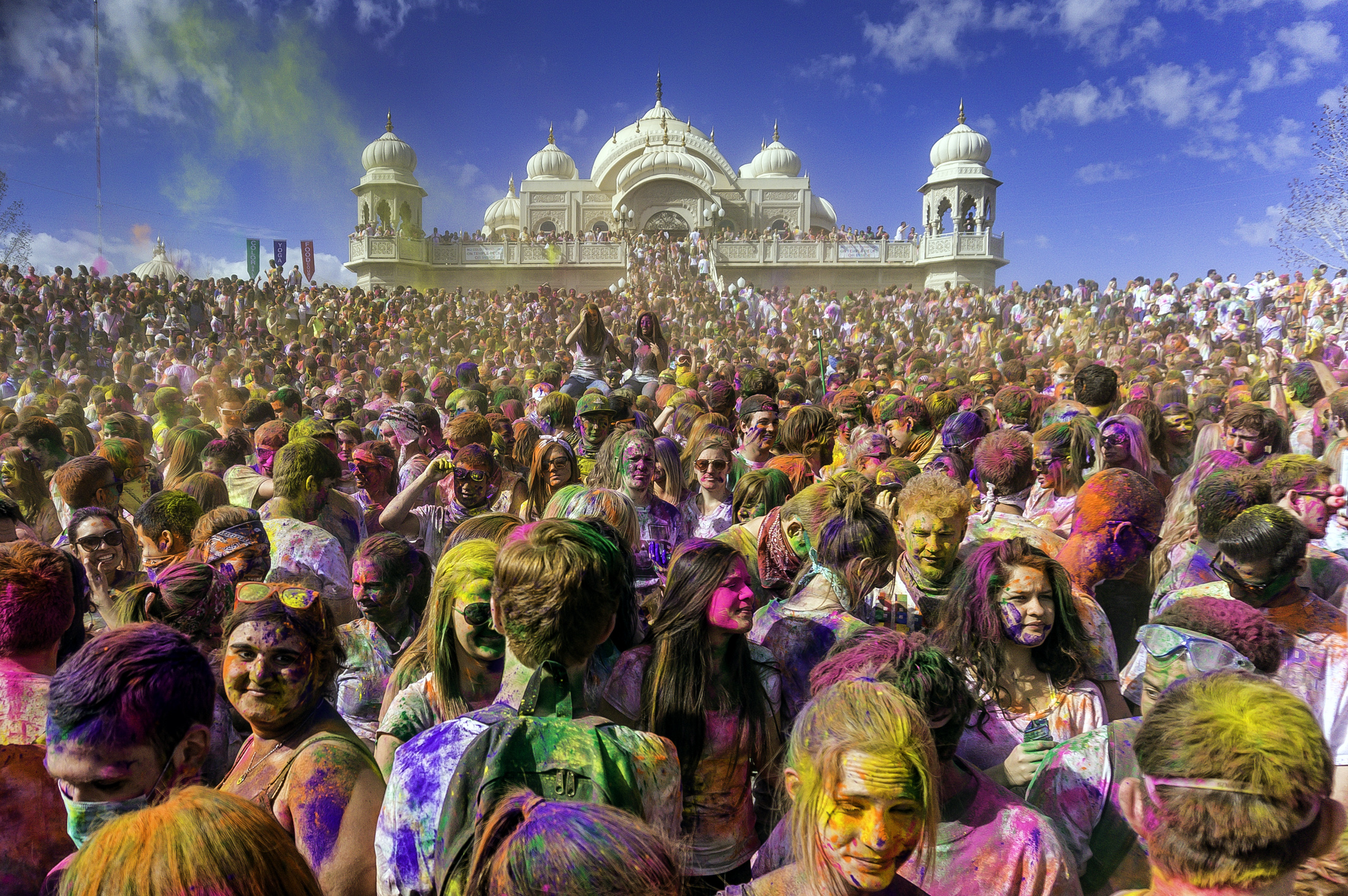 Celebrating Holi, India's Joyful Festival Of Colors And Love