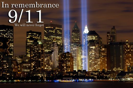 Commemorating The 18th Anniversary Of The September 11 Terrorist Attacks