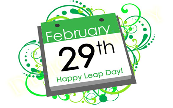 Rejoice! February 2020 Has 29 Days!