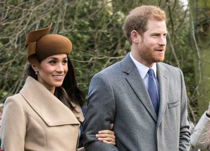 Prince Harry And Meghan Decide To Step Back As Senior Royals