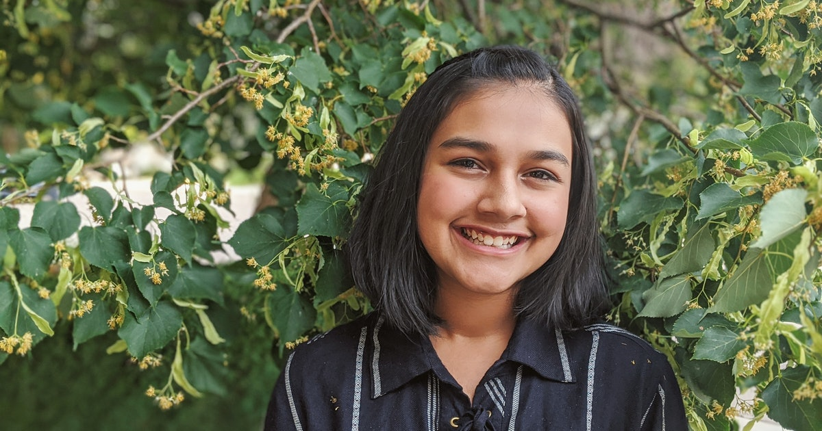 """Gitanjali Rao Is Time Magazine's First """"Kid Of The Year"""""""